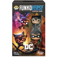 Funko Pop! Funkoverse Strategy Game - DC Comics Expandalone Game (Board Game)