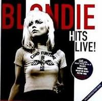 Blondie - Hits Live! - Cover