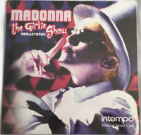 Madonna - The Girlie Show - Cover