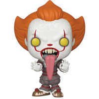 Funko Pop! Movies - It: Chapter 2 - Pennywise With Dog Tongue