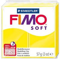 Staedtler - Yellow 56g Fimo Classic Modelling Clay - Cover