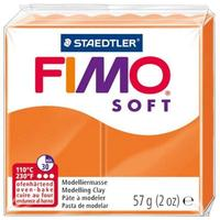 Staedtler - Orange 56g Fimo Classic Modelling Clay