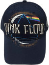 Pink Floyd - DSOTM Album Distress Baseball Cap - Navy