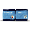 Manchester City - Blue Wristbands (Pack of 2)