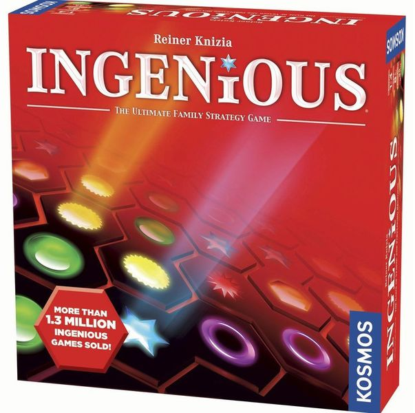Ingenious (Board Game)