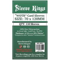Sleeve Kings - Card Sleeves - War of the Ring Compatible (110 Sleeves)