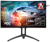 AOC 31.5 inch Wide Quad HD LED Curved Matt Black Gaming Monitor