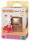 Sylvanian Families - Delux TV Set (Playset)