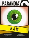 Paranoia (Rebooted) - The RAM Deck (Role Playing Game)