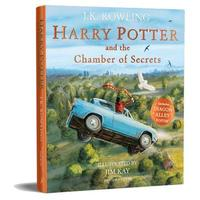 Harry Potter and the Chamber of Secrets - J.K. Rowling (Paperback)