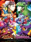 Street Fighter Vs Darkstalkers: Underworld Warriors - Ken Siu-Chong (Hardcover)