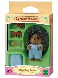 Sylvanian Families - Hedgehog Baby (Playset) - Cover