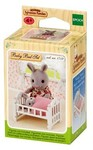 Sylvanian Families - Baby Bed Set (Playset) Cover