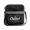 Capitol Records - Logo (Striped Messenger Vinyl Bag)