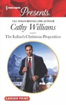 The Italian's Christmas Proposition - Cathy Williams (Paperback)