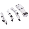 Corsair Premium Individually Sleeved White PSU Cable Kit Starter Package