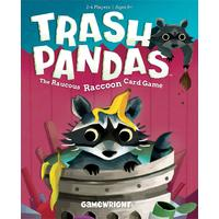 Trash Pandas (Card Game)