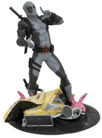 Diamond Select - Marvel Gallery - X-Force Taco Truck Deadpool Px Exclusive (Figure) - Cover