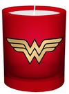 Insight Editions - DC Comics: Wonder Woman Large Glass Candle