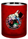 Insight Editions - DC Comics: Harley Quinn Glass Votive Candle