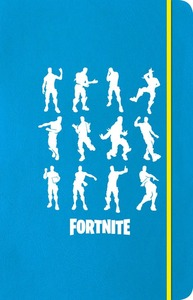 Fortnite (Official): Hardcover Ruled Journal - Epic Games (Hardcover) - Cover