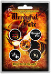 Mercyful Fate - Don't Break the Oath Button Badge (Pack of 5)