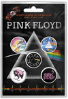 Pink Floyd - Prism Button Badge (Pack of 5)
