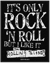 The Rolling Stones - It's Only Rock 'n Roll Patch