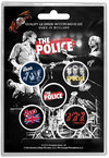The Police - Packed Button Badge (Pack of 5)