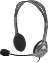Logitech H111 Stereo Headset with Microphone (Open Box Unit)