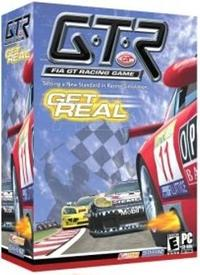 GTR: FIA GT Racing Game (PC) - Cover