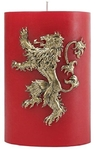 Game of Thrones - House Lannister - Sculpted Insignia Candle (10cm x 15cm)