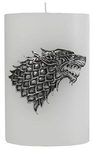 Game of Thrones - Stark - Sculpted Insignia Candle (10cm x 15cm)