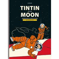 Tintin on the Moon - Herge (Hardcover)