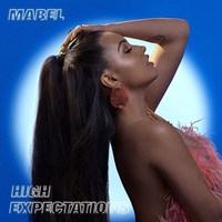 Mabel - High Expectations (CD) - Cover