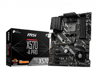 MSi X570-A PRO Socket AM4 ATX AMD X570 Motherboard