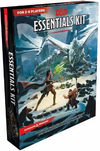 Dungeons & Dragons RPG - Essentials Kit (Role Playing Game) - Cover