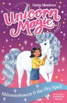 Unicorn Magic: Shimmerbreeze and the Sky Spell - Daisy Meadows (Paperback)