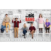Big Bang Theory: Complete Series (Region A Blu-ray)