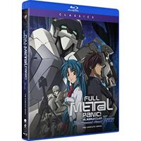 Full Metal Panic: Second Raid (Region A Blu-ray)