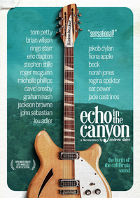 Echo In the Canyon (Region 1 DVD) - Cover
