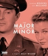 Major and the Minor (Region A Blu-ray)