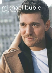 Michael Buble - 2020 Unofficial Calendar - Cover