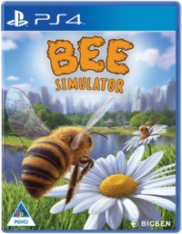 Bee Simulator (PS4) - Cover