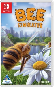 Bee Simulator (Nintendo Switch) - Cover