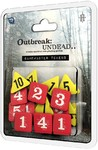 Outbreak Undead - GM Tokens (Outbreak Undead)