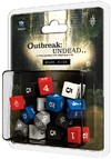Outbreak Undead - Game Dice (Role Playing Game)
