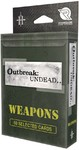 Outbreak Undead - Weapons Deck (Role Playing Game)