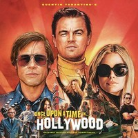 Quentin Tarantino's Once Upon a Time In Hollywood - Original Soundtrack (CD)