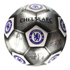 Chelsea - Silver Signature Football (Size 5)